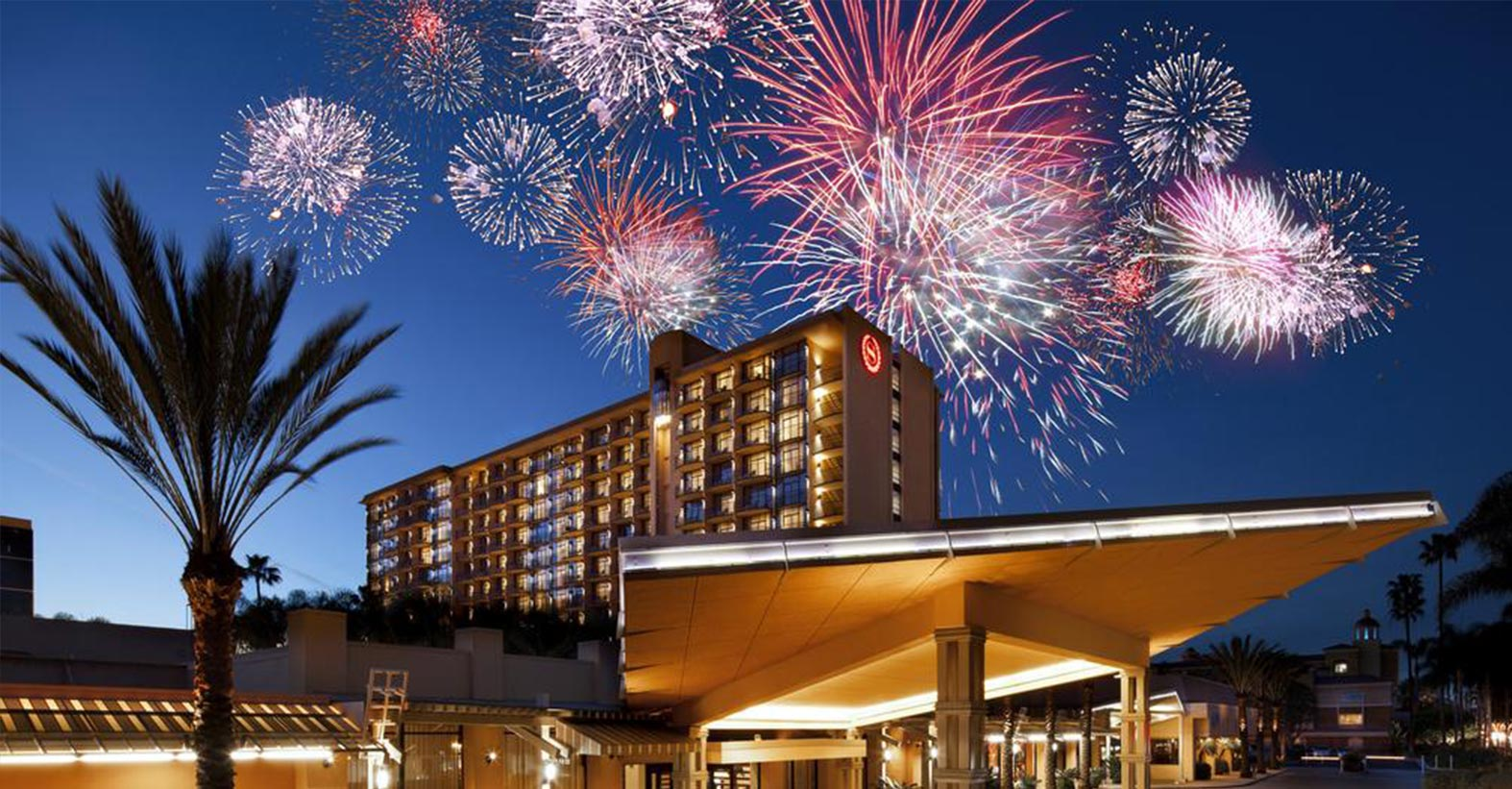 Sheraton Park Hotel in Anaheim, CA