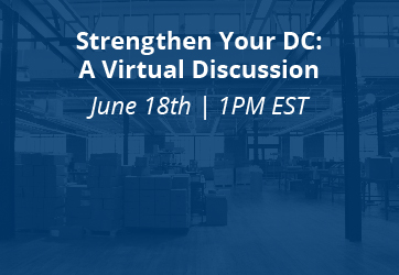 Strengthen Your DC: A Virtual Discussion | June 18th | 1PM EST