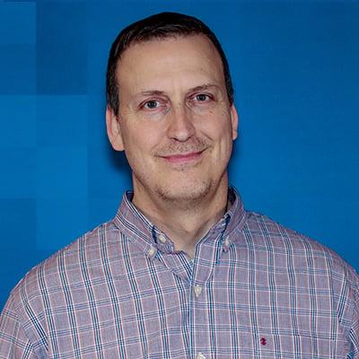 Pat Richgels, Director, RFID Solutions, Barcoding