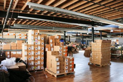 Barcoding Warehouse